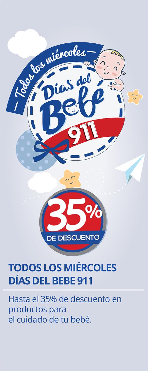 Días del Bebé 911